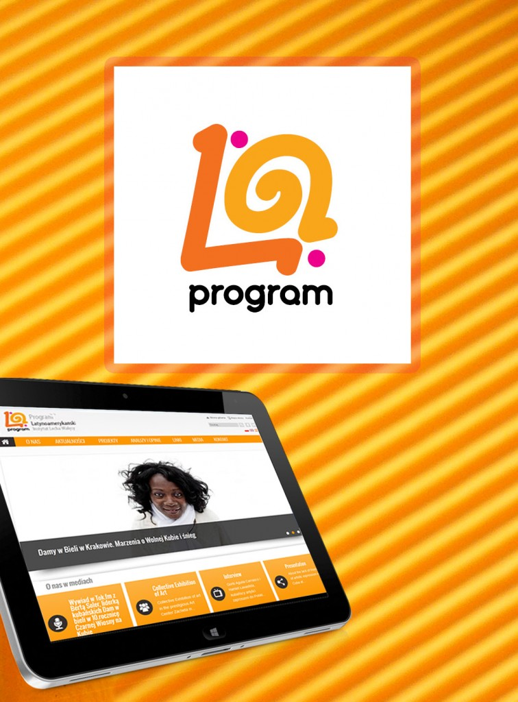 LaProgram logotyp